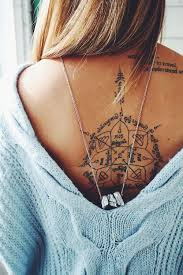 lovely back tattoo best tattoo design ideas