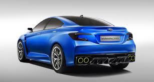subaru wrx turbo subaru wrx 2 0 litre turbo sedan to be fastest ever rex photos