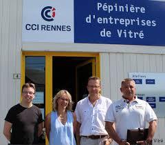 chambre commerce rennes pépinière cherche nouveaux locataires actu fr