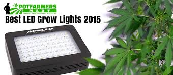 Best Led Grow Lights Best Led Grow Lights For Growing Marijuana Indoors Pot Farmers Mart