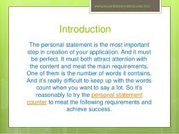 Personal Statements   the top ten mistakes to avoid   Careers     Length of personal statement ucas