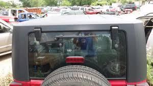 jeep wrangler 2 door hardtop 2017 2007 2017 jeep wrangler jk oem 2 door freedom hard top 3 piece