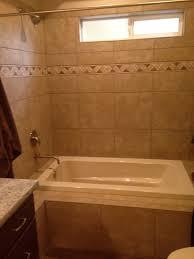Border Tiles For Bathrooms Bathroom Travertine Tile Shower Travertine Vs Tile Travertine