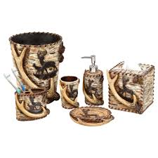 Lodge Bathroom Accessories by Bathroom Unique Browning Bathroom Set For Inspiring Bathroom