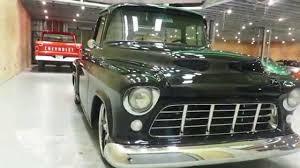 chevy truck with corvette engine 55 chevy 3100 asanti rims corvette engine barrett jakson car