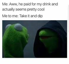 Meme Caption Font - indulge your dark side with these 16 evil kermit memes