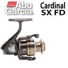 cardinal sx abu garcia cardinal sx front drag spinning reels save up to 5