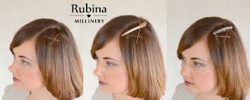 small fascinators for hair how to fix a fascinator or cocktail hat rubina millinery