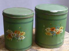 martha stewart kitchen canisters martha stewart collection food storage canister vintage home