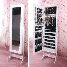 Wall Mirror Jewelry Storage Wall Mirror Black Wall Mirror Jewelry Cabinet Wall Mounted