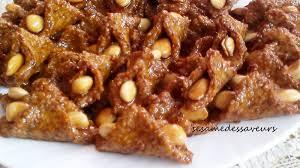 cuisine marocaine pour ramadan recettes de gâteaux pour ramadan le sésame des saveurs