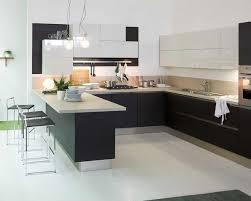 cuisine sol blanc cuisine design bangalore appliques murales blanches et