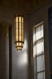 30th street station art deco window and light philadelphia art