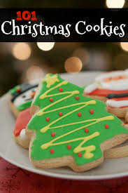 101 christmas cookies to make and give family food and travel