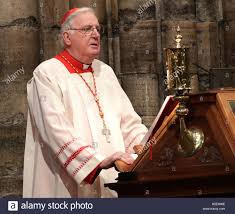 thanksgiving religious images cardinal cormac murphy o u0027connor speaks during the service of