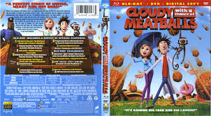 image gallery cloudy chance meatballs dvd