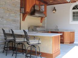 outdoor kitchen designs for small spaces covered design ideaserth