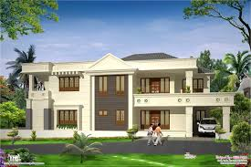 Luxury House Floor Plans Modern Luxury Villa Design Kerala Home Design And Floor Plans With