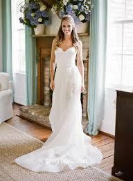 sleeveless wedding dress the shoulder destination sleeveless wedding dress