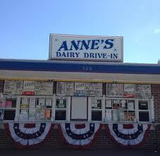 Pete S Tire Barn Orange Ma Anne U0027s Dairy Drive In Home Orange Massachusetts Menu