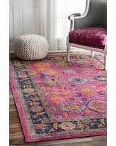 Pink Floral Rugs Don U0027t Miss These Deals On Pink Area Rugs