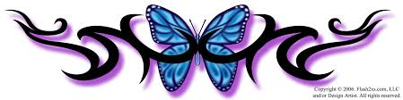 simple butterfly tattoo design photo 1 real photo pictures