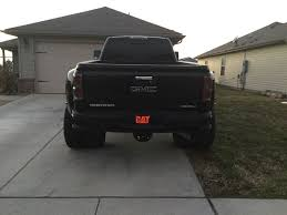 lifted gmc 2017 all black 2016 gmc sierra 3500 denali lifted dually for sale