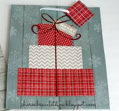 dollar store gift bag wall hometalk