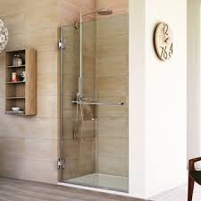 Pros And Cons Of Glass Shower Doors Pros And Cons Of Frameless Shower Doors Angie S List Inside Glass