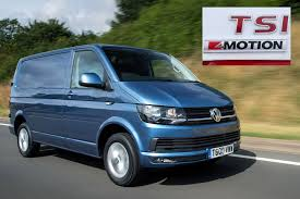 vw launches petrol powered transporter tsi models in the uk parkers
