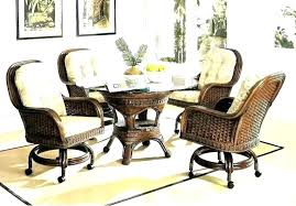 kitchen table and chairs with casters kitchen table and chairs with wheels folding dining table on wheels