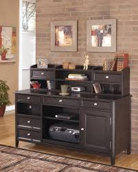 Office Depot L Shaped Desk With Hutch by Home Furniture Office Furniture Desks Writing Desks Vio Black