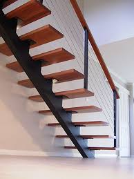 Metal Banister Rail Best 25 Modern Staircase Ideas On Pinterest Modern Stairs