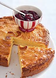 gateau cuisine recette gâteau basque facile