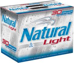 natural light natural light beer 30 pack hy vee aisles online grocery shopping
