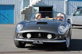 Ferrari California 1960 - 1960 1962 ferrari 250 gt swb california spyder forza rossa