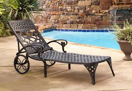Aluminum Chaise Lounge Pool Chairs Design Ideas with Amazon Com Home Styles Biscayne Chaise Lounge Chair Black