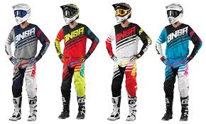 bike riding gear motocross jersey pant and gloves sets
