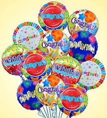 cheap balloon bouquet delivery best 25 congratulations balloons ideas on doodle