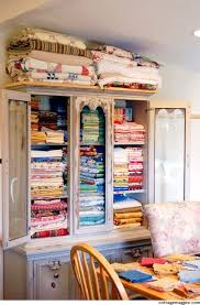Quilt Storage Cabinets 145 Best Quilting Room Fabric Storage Images On Pinterest