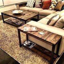 Coffee End Tables Custom Made Coffee Tables For Your Living Space Organic