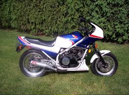 honda vf sportbike rider picture website