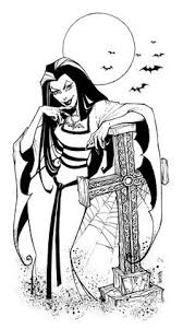 scary halloween coloring pages scary grim reaper coloring pages