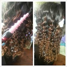 easy curling wand for permed hair unplugged curling wand brazilian hair wig hair pinterest