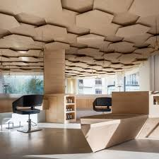 Hair Shop Interior Design Cuisine Salons Architecture And Interior Design Dezeen Great