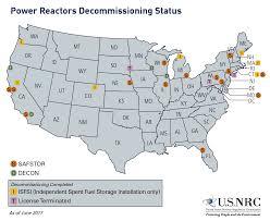 Map Of Al Nrc Nrc Maps Of Power Reactors