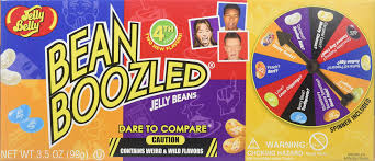 Where To Buy Nasty Jelly Beans Amazon Com Jelly Belly Bean Boozled Spinner And Refill Boxes 10