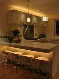Kitchen Counter Lights 8 Bright Accent Light Ideas For Your Kitchen Cabinet Lighting
