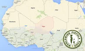 Niger Africa Map by Dr Christopher Payne Visits Niger Vista Urology