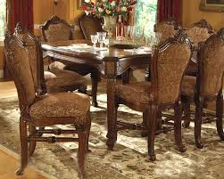 aico counter height dining set windsor court ai 70000s